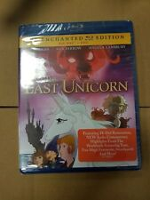 Last Unicorn: The Enchanted Edition [Blu-ray] [US Import] Brand new and sealed