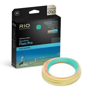 Rio WF8 Floating Flats Pro Saltwater Fly Line - Clearance