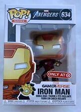 Funko Pop! Games Marvel Avengers Gamerverse Iron Man Space 634 Target Exclusive