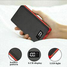 900000mAh Power Bank 4USB Portable External Battery Backup Charger Fast Charging