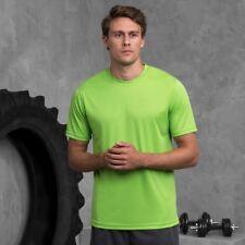Herren Cool Smooth Sport T-Shirt UV-Schutz Quick Dry Gr.XS-3XL 15 Farben JC020