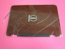 NEW GENUINE Dell Inspiron 14 N4050 LCD Back Cover Lid (RED) M76C7