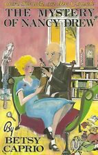NANCY DREW-THE MYSTERY OF NANCY DREW-SLEUTH ON THE COUCH-OVERSIZED PB BOOK-RARE