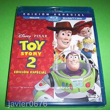 TOY STORY 2 DISNEY PIXAR BLU-RAY + DVD NUEVO Y PRECINTADO
