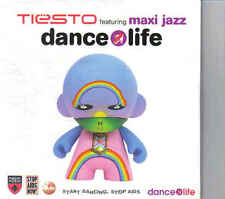 Tiesto feat Maxi Jazz-Dance 4 Life cd single