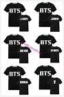 Bangtan Boys Kpop BTS T-shirt Kpop New JUNG KOOK JIMIN JIN IN BLOOM V SUGA