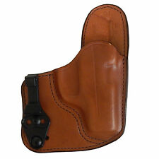 25964 Bianchi #100T Inside Waistband Holster RH SZ 21 For Ruger LC9 9mm Pistol