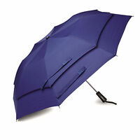Samsonite Samsonite Windguard Auto Open Umbrella Aqua Blue