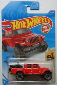 2020 Hot Wheels BAJA BLAZERS 4/10 '20 Jeep Gladiator 157/250