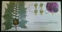 GB 2000 Botanic Garden of Wales PNC Cover £1 Coin Brilliant Uncirculated BU