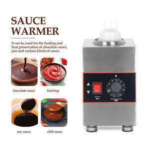 ITOP 160W Stainless Steel Electric Chocolate Jam Sauce Warmer Capacity 650ML
