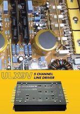 CRITICAL MASS ULX9V LINEDRIVER CROSSOVER LINE DRIVER 9V