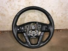 2012 2013 Kia Optima EX LX SX-L 2.4 Drivers Steering Wheel OEM