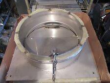 O119 Wh Chimneys Ris Component Ss Restaraunt Exhaust Heat Damper Rm-16Rapd Nib