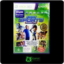 Kinect Sports Season Two 2 (Xbox 360 Kinect) Brand New - With 1 Month Xbox Gold!