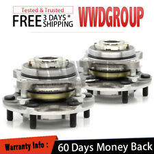 2x Front Wheel Hub Bearing Stud For 2006-2009 Toyota Tacoma SR-5 2WD Only