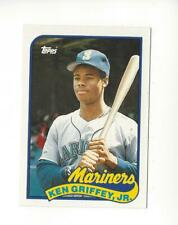 1989 Topps Traded #41T Ken Griffey Jr. RC Rookie Mariners