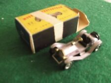 MATCHBOX MODELS OF YESTERYEAR Y-7 MERCER 1913 RACEABOUT TYPE 35J