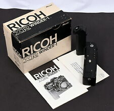 Ricoh XR Winder-1 for Ricoh XR Series Cameras - Mint in Box!