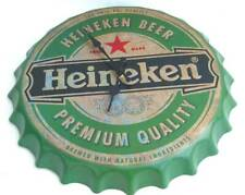Authentic Vintage Heineken Beer Large Wall Clock