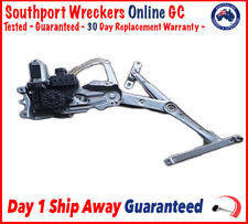 Genuine AH Holden Astra 4dr RH Right Front Window Regulator Electric Unit Driver