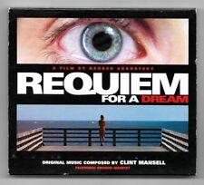 CD / REQUIEM FOR A DREAM - MUSIC BY CLINT MANSELL / OST B.O.F ALBUM 2000