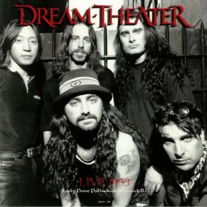 Dream Theater - Live 1993 Rocky Point Palladium Varwick R1 VINYL LP RLL003