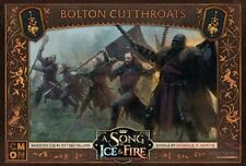 A Song of Ice and Fire Bolton Cutthroats (English) Cool Mini or not Westeros