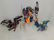 Transformers Beast Wars Optimal Optimus Prime Hasbro Incomplete Lot of 3