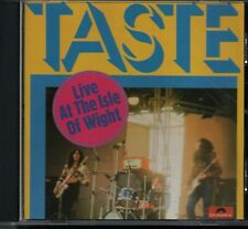 TASTE - Live At The Isle Of Wight - CD Album