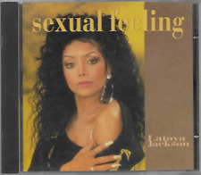LATOYA JACKSON - Sexual Feeling - CD - Pop - 304472 - UK