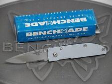Benchmade 335S Big Spender 154CM Pardue Money Clip Folding Knife NOS