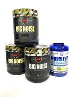 REDCON1 BIG NOISE 30 Servings N.O PUMP Pre-workout + Musclevite Multi-Vitamin