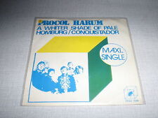 PROCOL HARUM 45 TOURS HOLLANDE A WHITER SHADE OF PALE