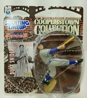 Cooperstown Collection Duke Snider Starting Lineup 1997 Series NIP Kenner Hasbro