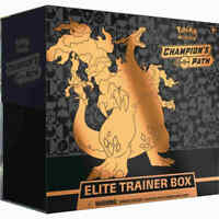 Pokemon TCG: Champions Path Elite Trainer Box | Factory Sealed