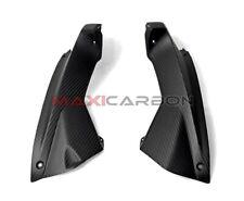 Copricondotti in carbonio Aprilia RSV4 RR-RF / Air duct covers carbon