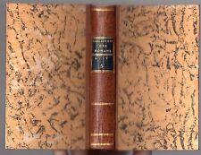 BIBLIOTHEQUE UNIVERSELLE DES ROMANS JUILLET 1777 LITTERATURE CHEVALERIE JUIF ERR