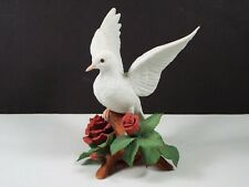 1993 Lenox Hand Crafted Christmas Dove Fine Porcelain Le Original Box Coa