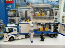 LEGO City 60044 Mobile Police Unit - 60044. USED