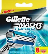 Gillette Mach 3 / Mach 3 Turbo RAZOR BLADES - SAME DAY DISPATCH