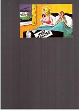 Comic series Card no 963 Bamforth & co LTD just married postcard not written