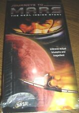 Journeys To Mars The Real Inside Story VHS 057373144756 Carl Sagan Orson Welles