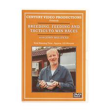 Allevamento, alimentazione e tattiche per vincere le corse-Piccione Da DVD John HALSTEAD
