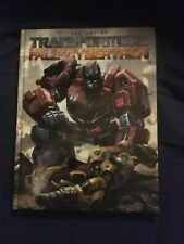 Transformers The Art Of Fall Of Cybertron (IDW Publishing)