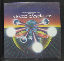 Kellogg Community College - Eclectic Chorale 106 LP Mint- Private Vinyl Record