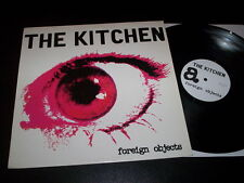 """The Kitchen """"Foreign Objects"""" LP Damaged Goods – damgood 235 lp Uk 2005"""
