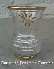 B20151954 - Vase en verre de Boom - 11 cm de hauteur -Très bon état