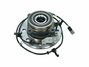Front Left Wheel Hub Assembly For 98-99 Dodge Ram 3500 4WD PW59D9