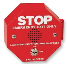 EXIT STOPPER - RED / 9V Security Alarm Systems - JB85755